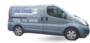Active Air van